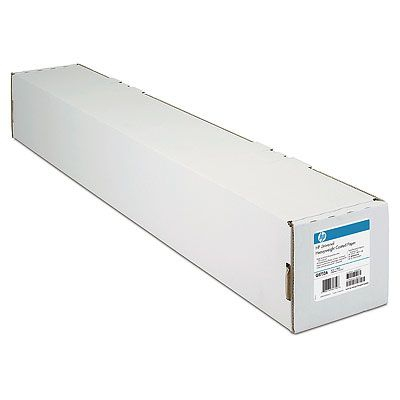 HP Coated Paper, A0 , 95gr , 91.4cm x 45.7m