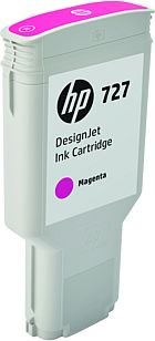 HP 727 300-ml Magenta Ink Cart