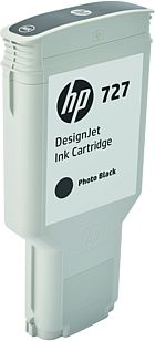 HP 727 300-ml Photo Black Ink Cart