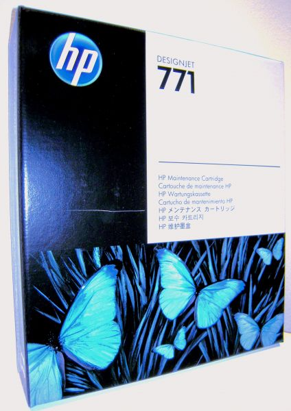 CH644A HP 771 Maintenance Cartridge Kit
