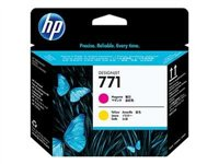 CE018A HP 771 tisk.hlava Magenta and Yellow