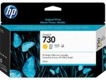 HP 730 130-ml Yellow Ink Cartridge